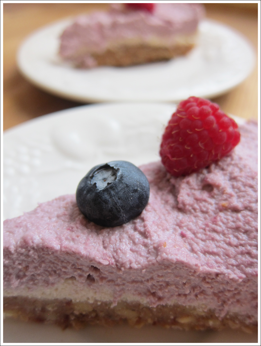 Blog frozen raspberry paleo tart 3