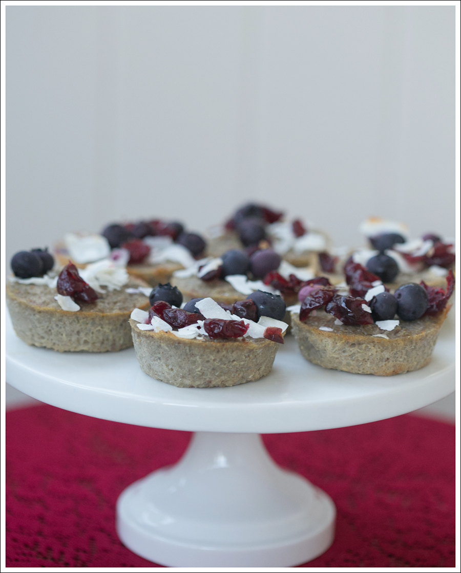 Blog Gluten Free Banana Quinoa Muffins 4th of July-2