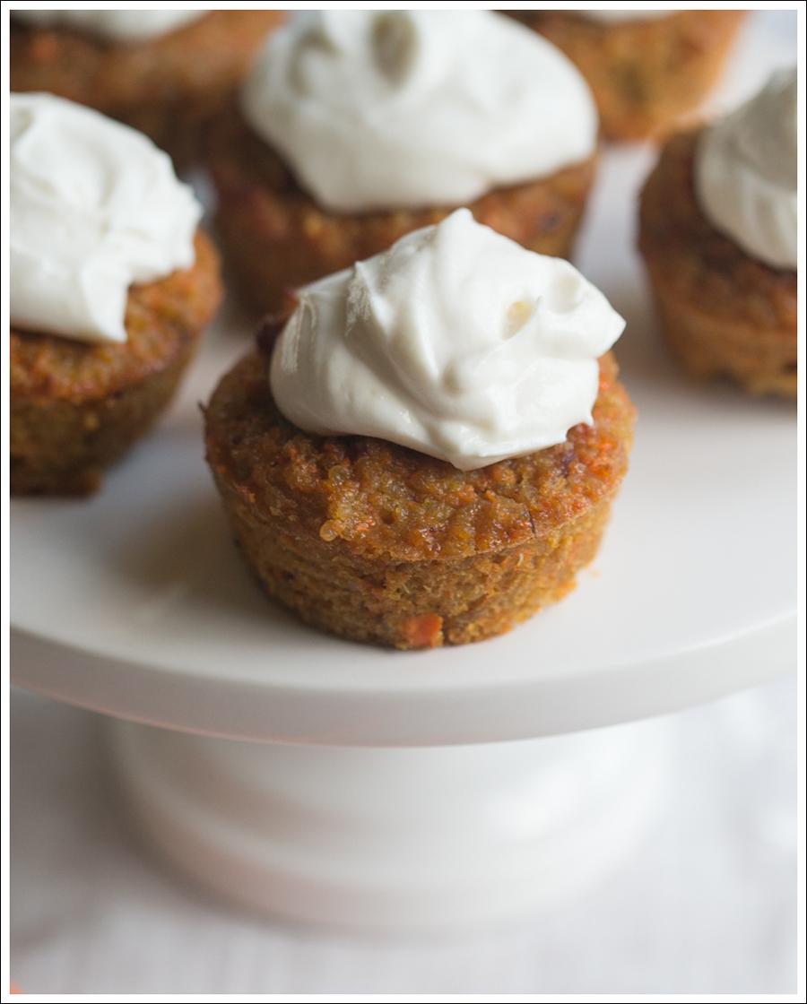 Blog Healthy Gluten Free Carrot Cake Cupcakes-2