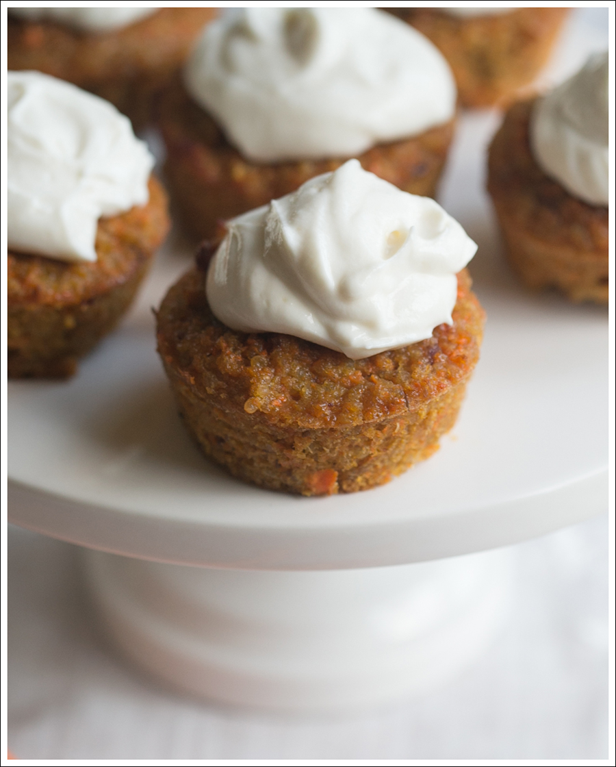Blog Healthy Gluten Free Carrot Cake Cupcakes-2