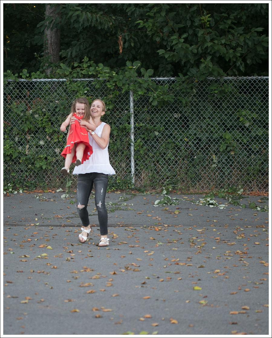 Blog Talbots Boho top Paige Destroyed Skinny Betula White Birkenstocks-5