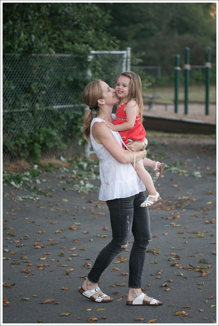 Blog Talbots Boho top Paige Destroyed Skinny Betula White Birkenstocks-6