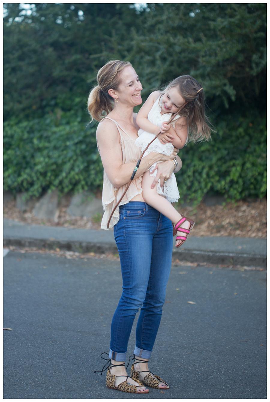Blog Zara Boho Top J Brand Skinny Karma Zara Leopard Tie Sandals-5