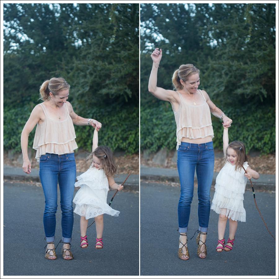 Blog Zara Boho Top J Brand Skinny Karma Zara Leopard Tie Sandals-7