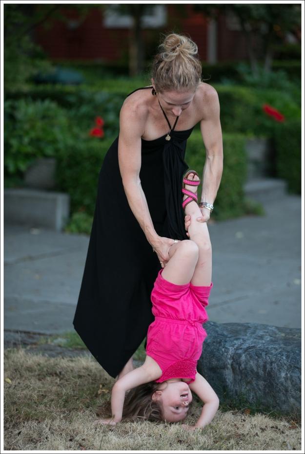 1Blog Black Halter Cascade Dress ShoeMint Zandra-6