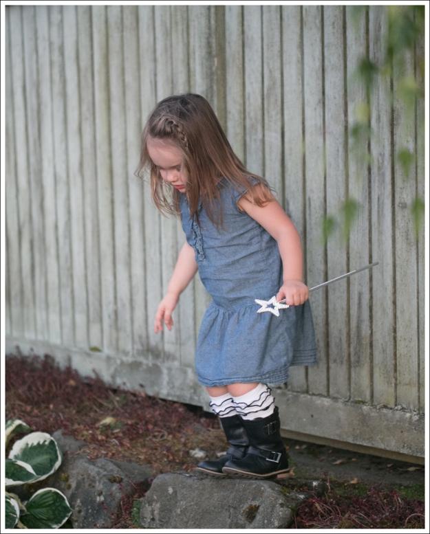 Blog Gap Denim Dress BabyLegs Xhiliration Moto Boots-1