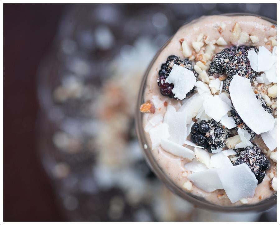 Blog Paleo Healthy Wendys Frosty Chocolate Almond Banana Ice Cream Shake-2