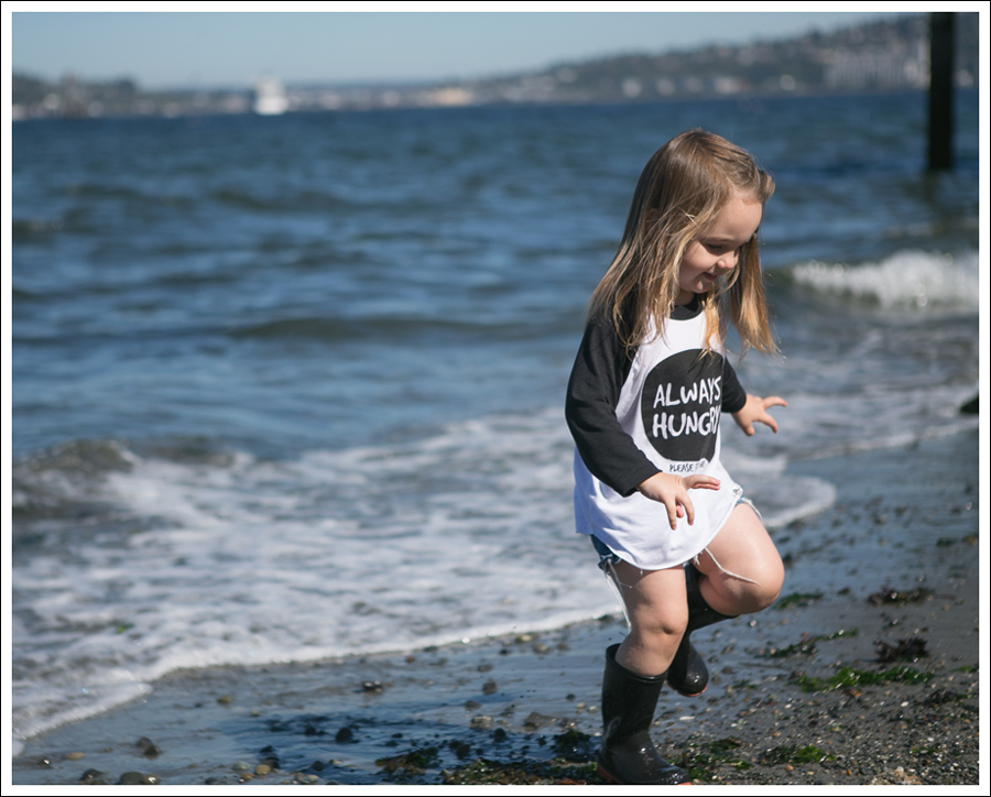 Blog Ahoy Amigo Always Hungry Tee Levi Cutoffs Black Galoshes Alki-2