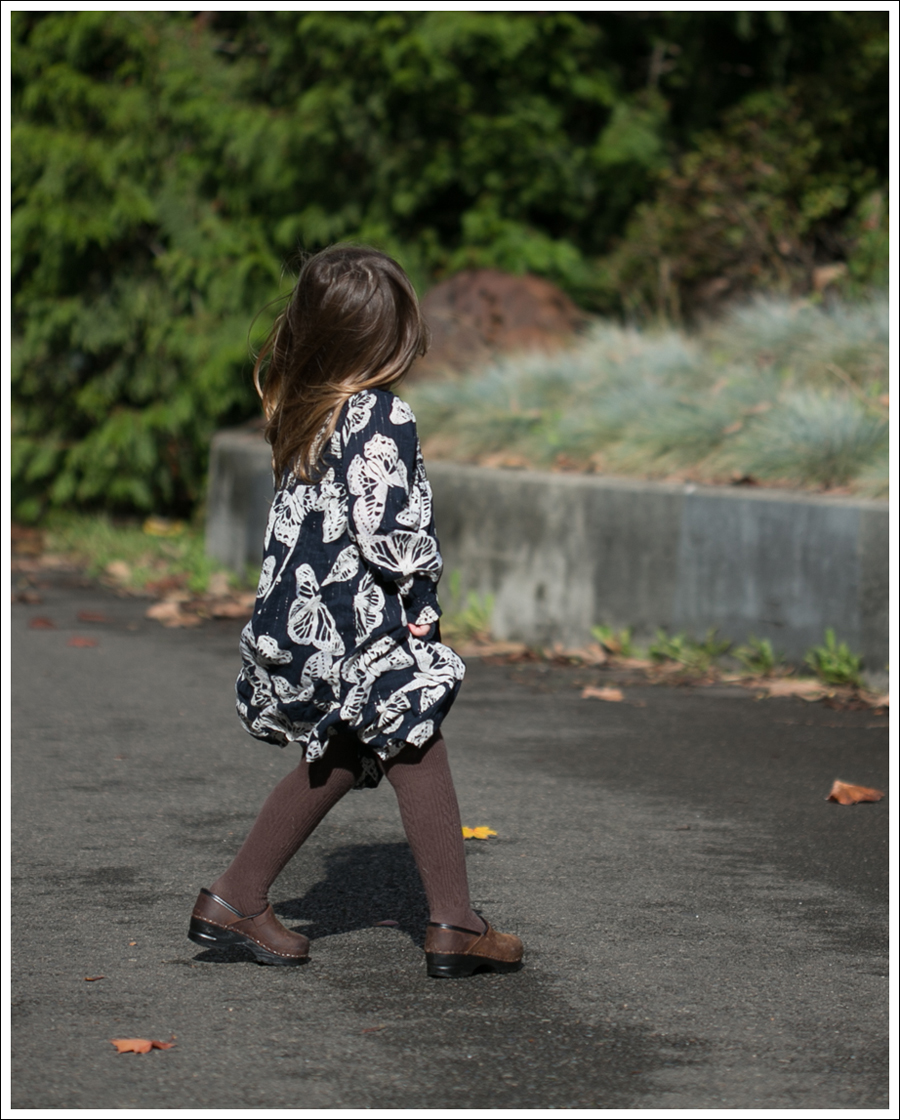 Blog Gap Butterfly Boho Dress Sanita Brown Toddler Clogs-2
