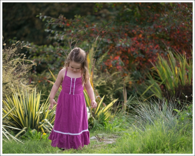 Blog Hanna Andersson Purple Boho Dress Arizona Jeans Butterfly Boots-1