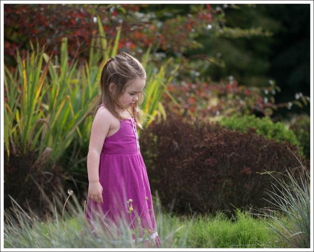 Blog Hanna Andersson Purple Boho Dress Arizona Jeans Butterfly Boots-2