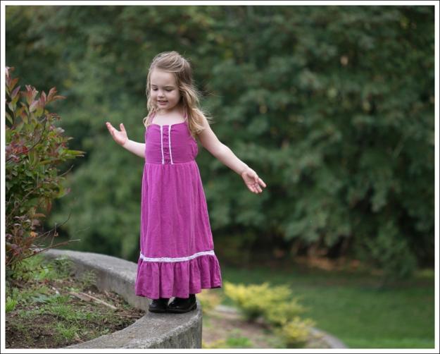 Blog Hanna Andersson Purple Boho Dress Arizona Jeans Butterfly Boots-5