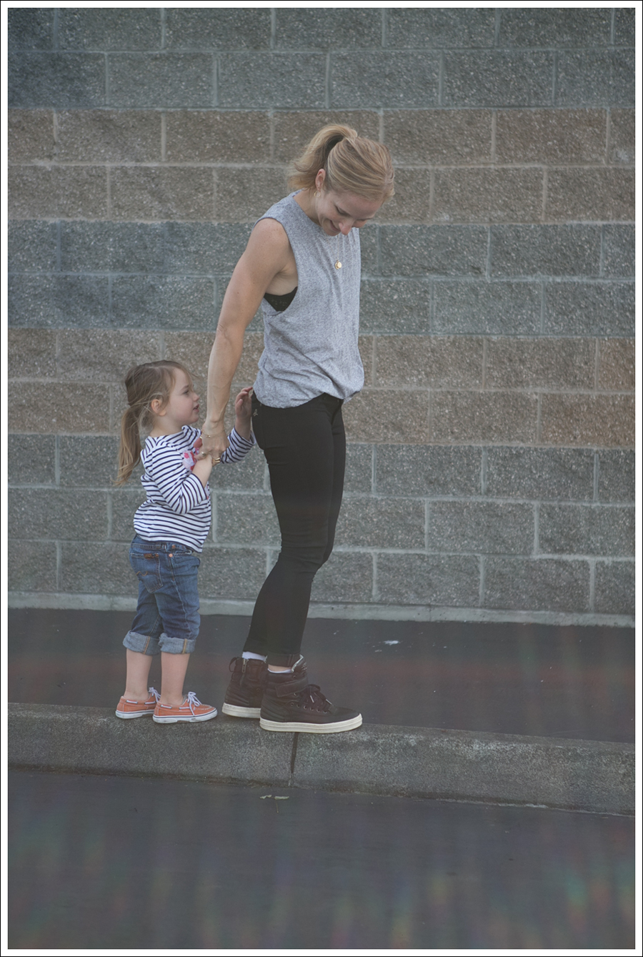Blog HM Muscle Tee DL1961 Emma in Riker All Saints Spitagields Leather High Tops-6