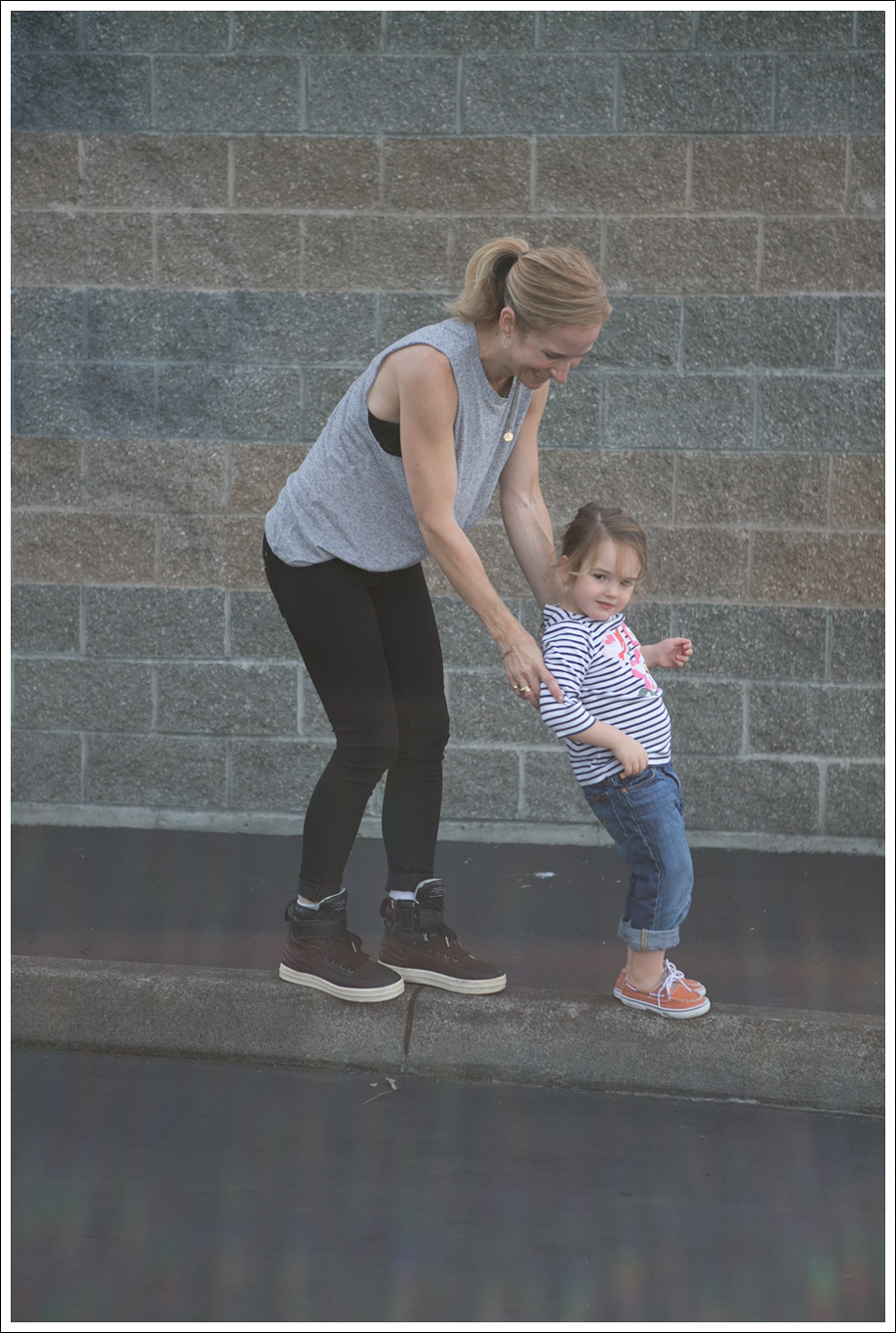 Blog HM Muscle Tee DL1961 Emma in Riker All Saints Spitagields Leather High Tops-8