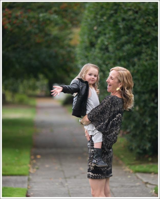 Blog Karen Zambos Dress Nine West Heels-9