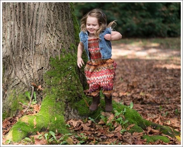 Blog Maya DIY Gap Vest Peek Aztec Boho Dress Self Esteem Brown Booties-3