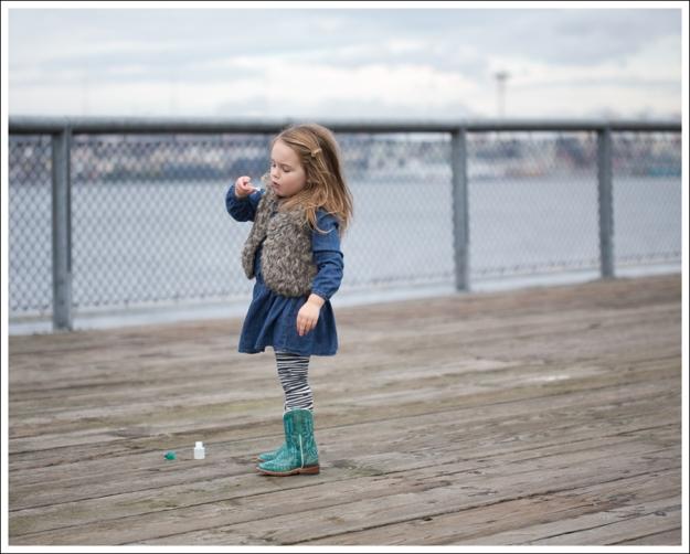 Blog Old Navy Faux fur Vest Old Navy Drop Waist Denim dress Carters Zebra Leggings Corral Toddler Cowboy Boots-1