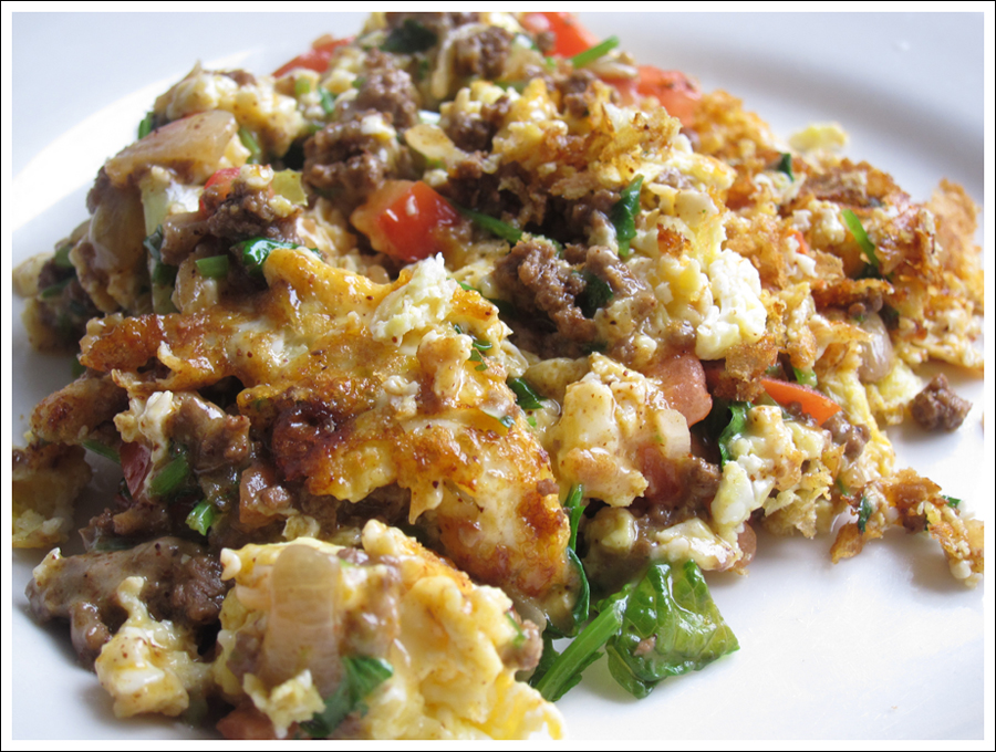 Blog Taco scramble