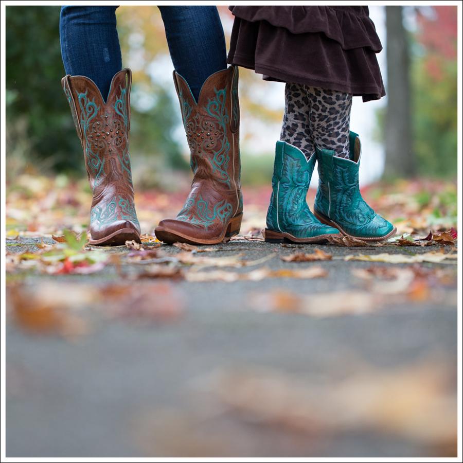 Blog Jamison Fringe Sweater Talbots White Sleevless Blouse Genetic Denim Twig in Strip Lucchese Cowboy Boots-8