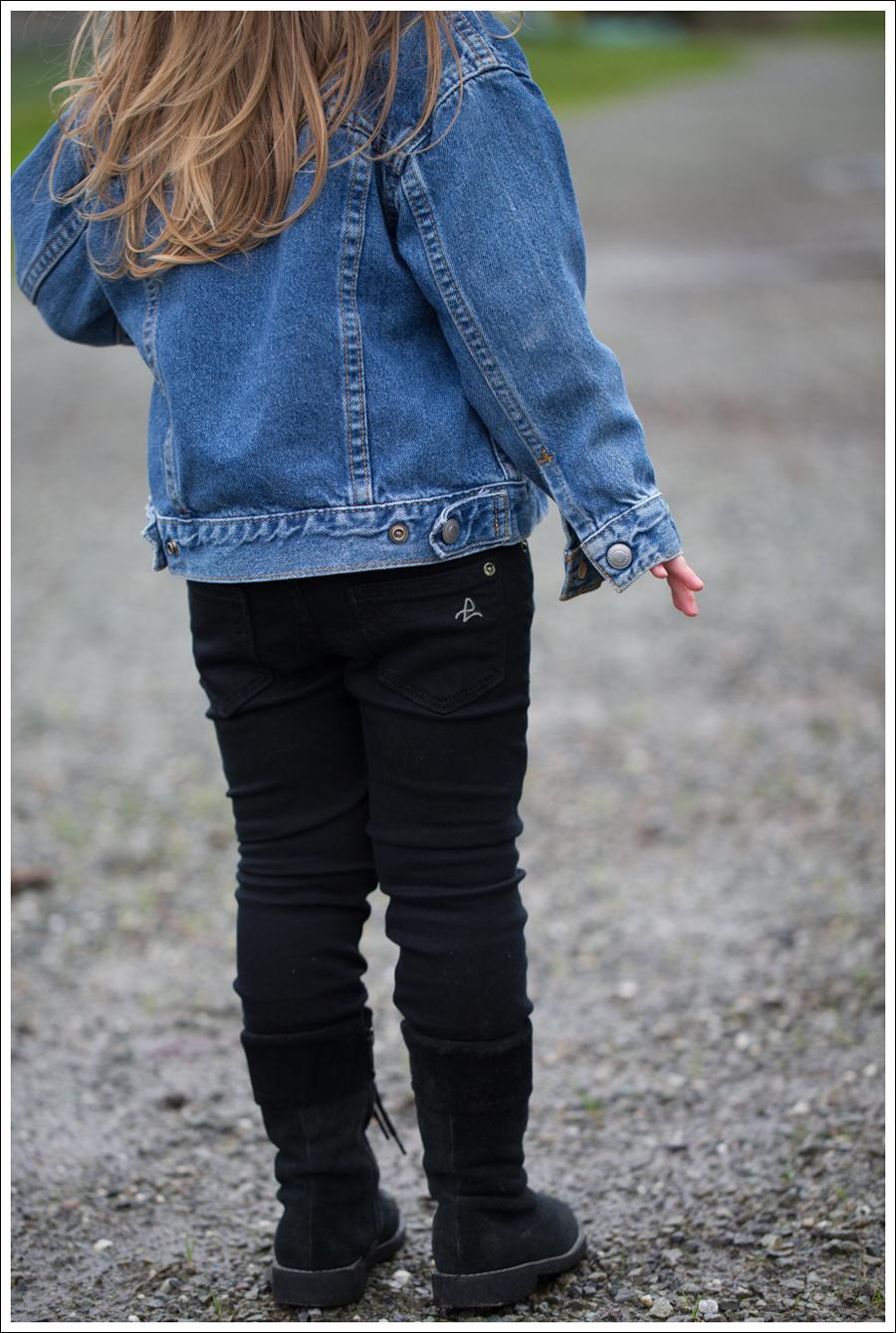 Blog Levis Jacket HM Sweater DL1961 Chloe Macpherson Baby Quiz Boots-1