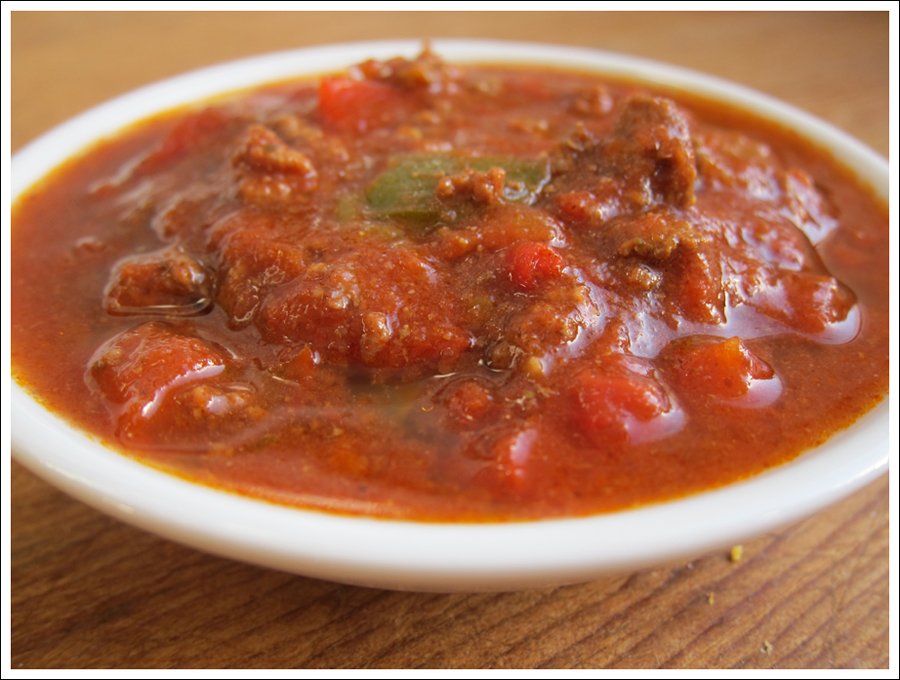 Blog paleo chili