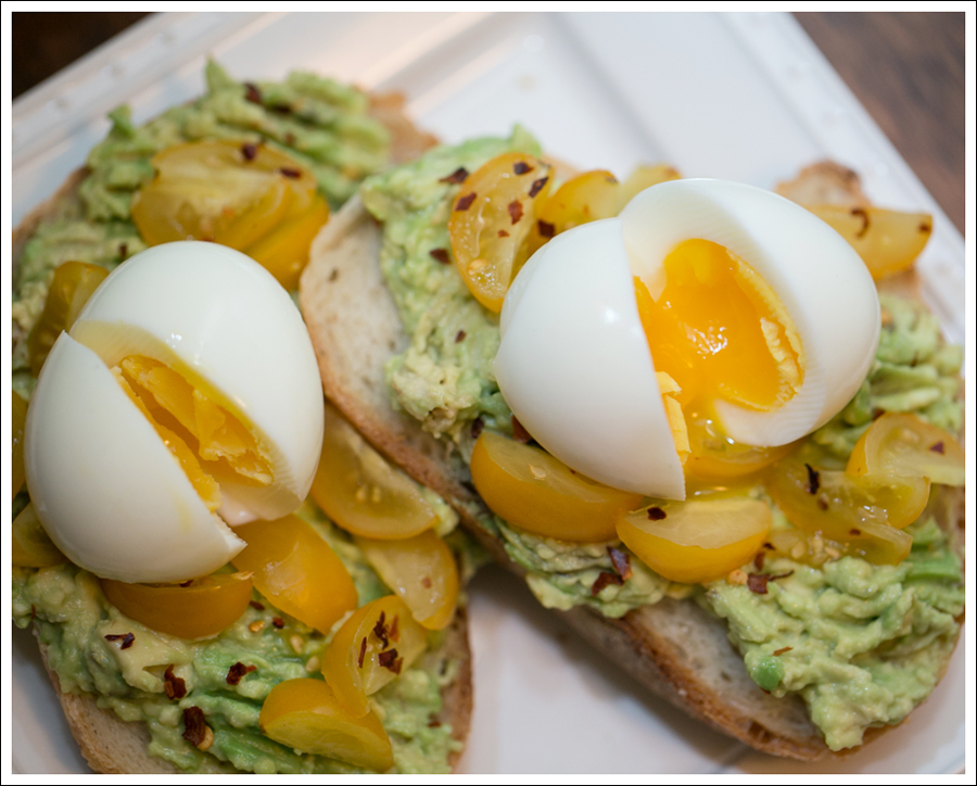 Blog Avocado Toast with Soft Boiled Egg and Tomatos-2