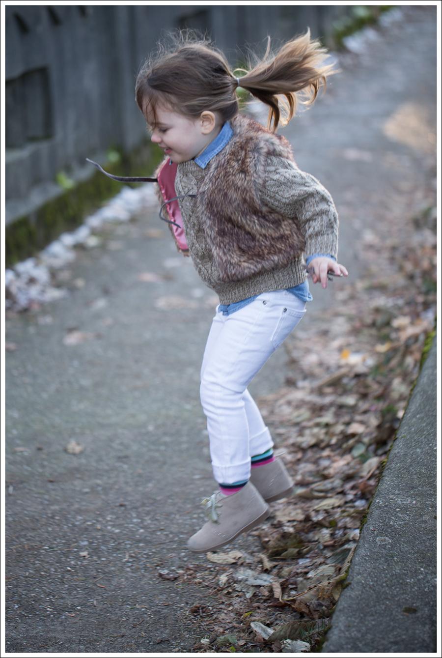 Blog Faux Fur Vest DL1961 Chloe Whiteley-1