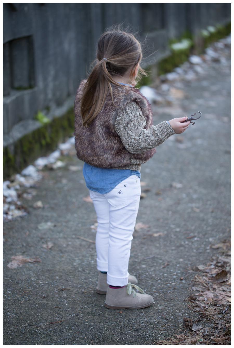 Blog Faux Fur Vest DL1961 Chloe Whiteley-4