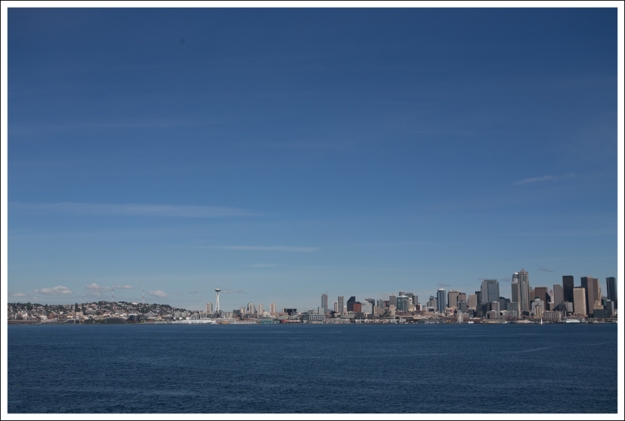 Blog Seattle Skyline