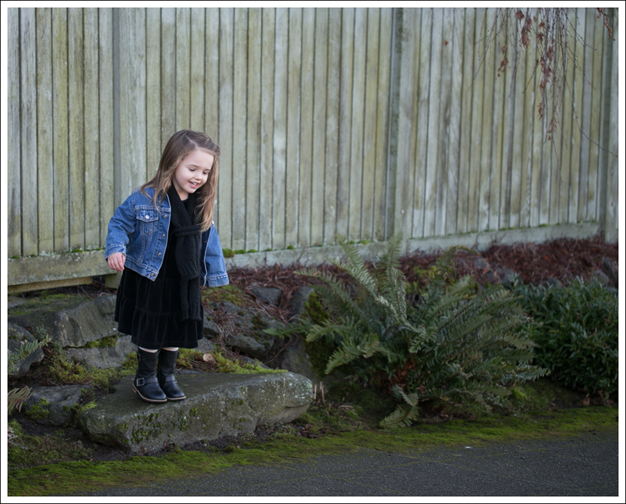 Blog Toddlers Levis Jacket Hanna Black Dress Xhiliration Moto Boots-3