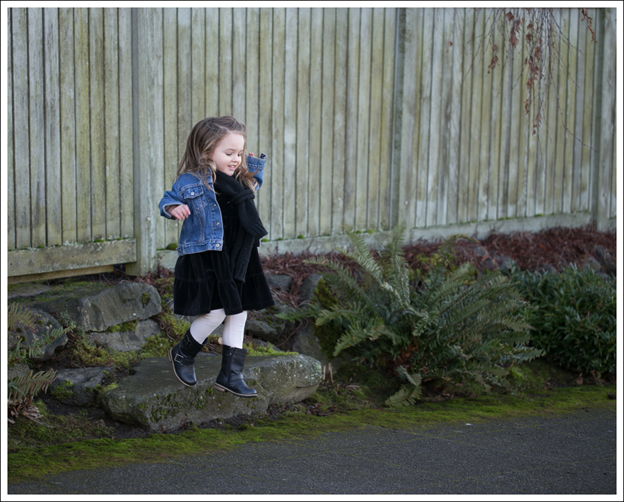 Blog Toddlers Levis Jacket Hanna Black Dress Xhiliration Moto Boots-4