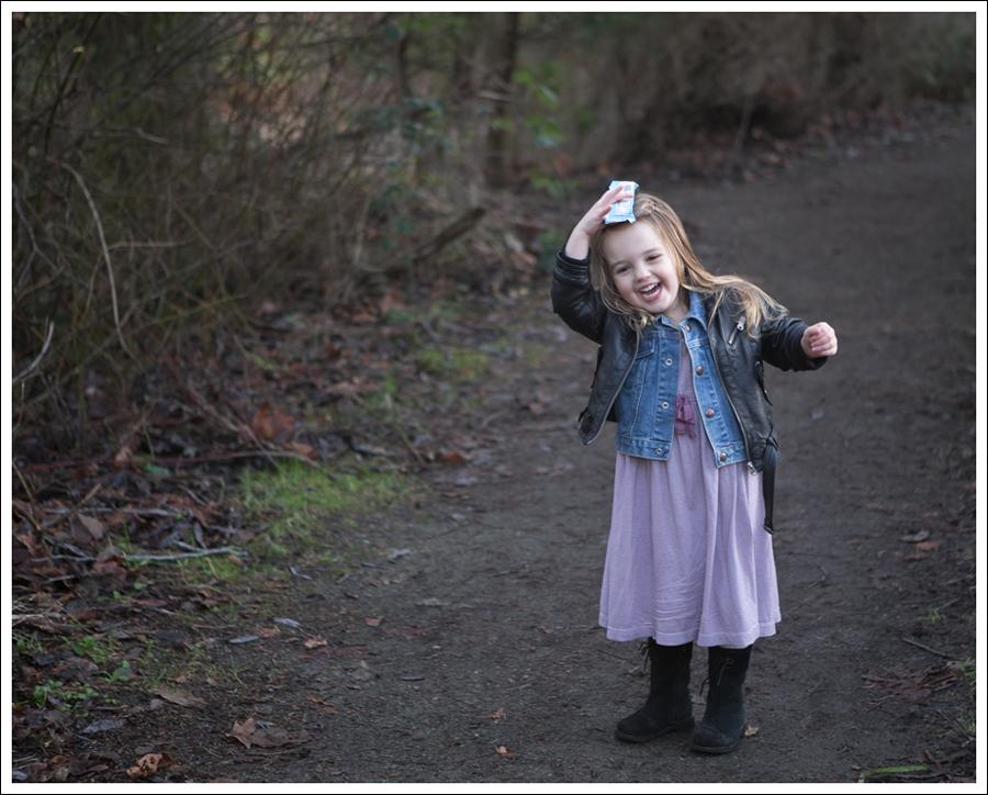 Blog Amy Coe Faux Leather Jacket Gap Denim Vest Cyrillus Dress Baby Quiz Boots-3
