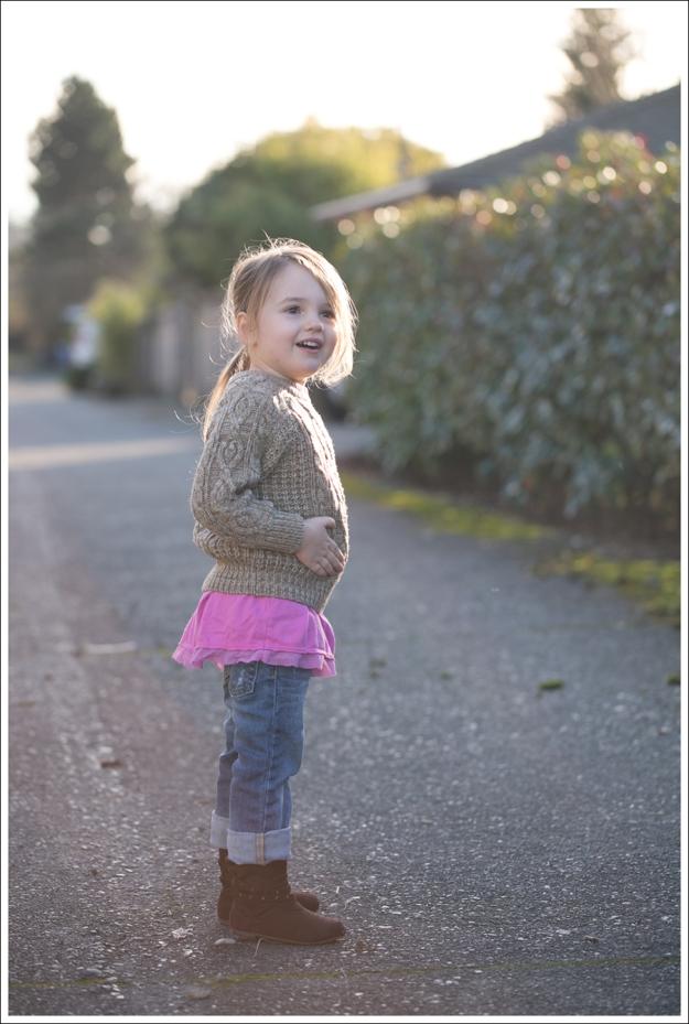 Blog Brown Fishermans Sweater Naartjie Pink Tunic Joe's Jeans Boyfriend Self Esteem Booties-2