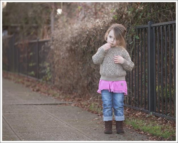 Blog Brown Fishermans Sweater Naartjie Pink Tunic Joe's Jeans Boyfriend Self Esteem Booties-7