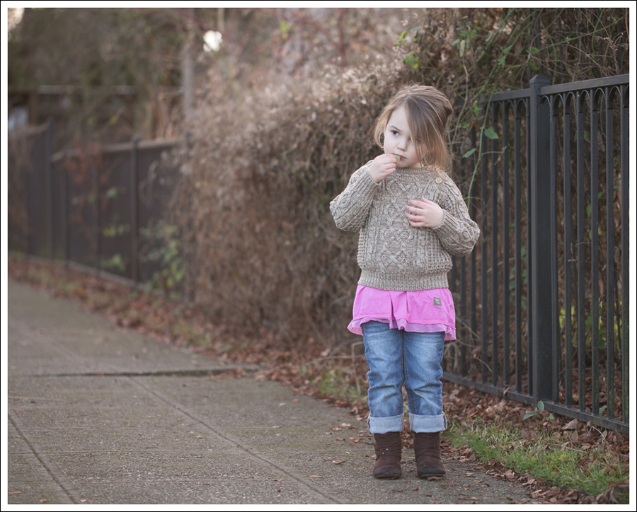 Blog Brown Fishermans Sweater Naartjie Pink Tunic Joe's Jeans Boyfriend Self Esteem Booties-7