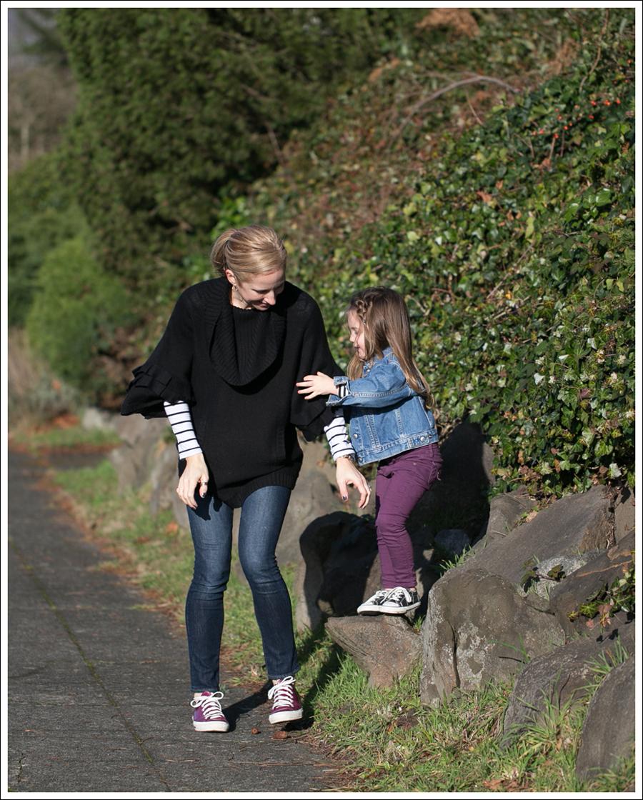 Blog Tahari Sweater Paige Jeans Pink Converse-4