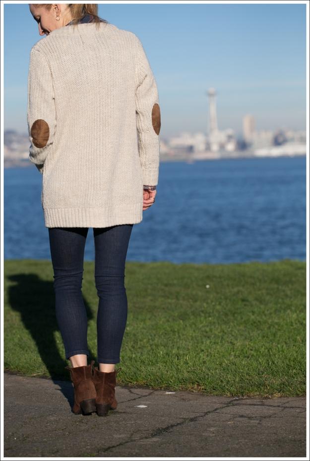 Blog Zara Boyfriend Cardi Levis Plaid Edyson Sloan Nine West Booties-3