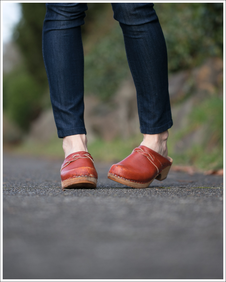 Blog Zara Sweater DL1961 Emma Bloom Vintage Holje Clogs-3