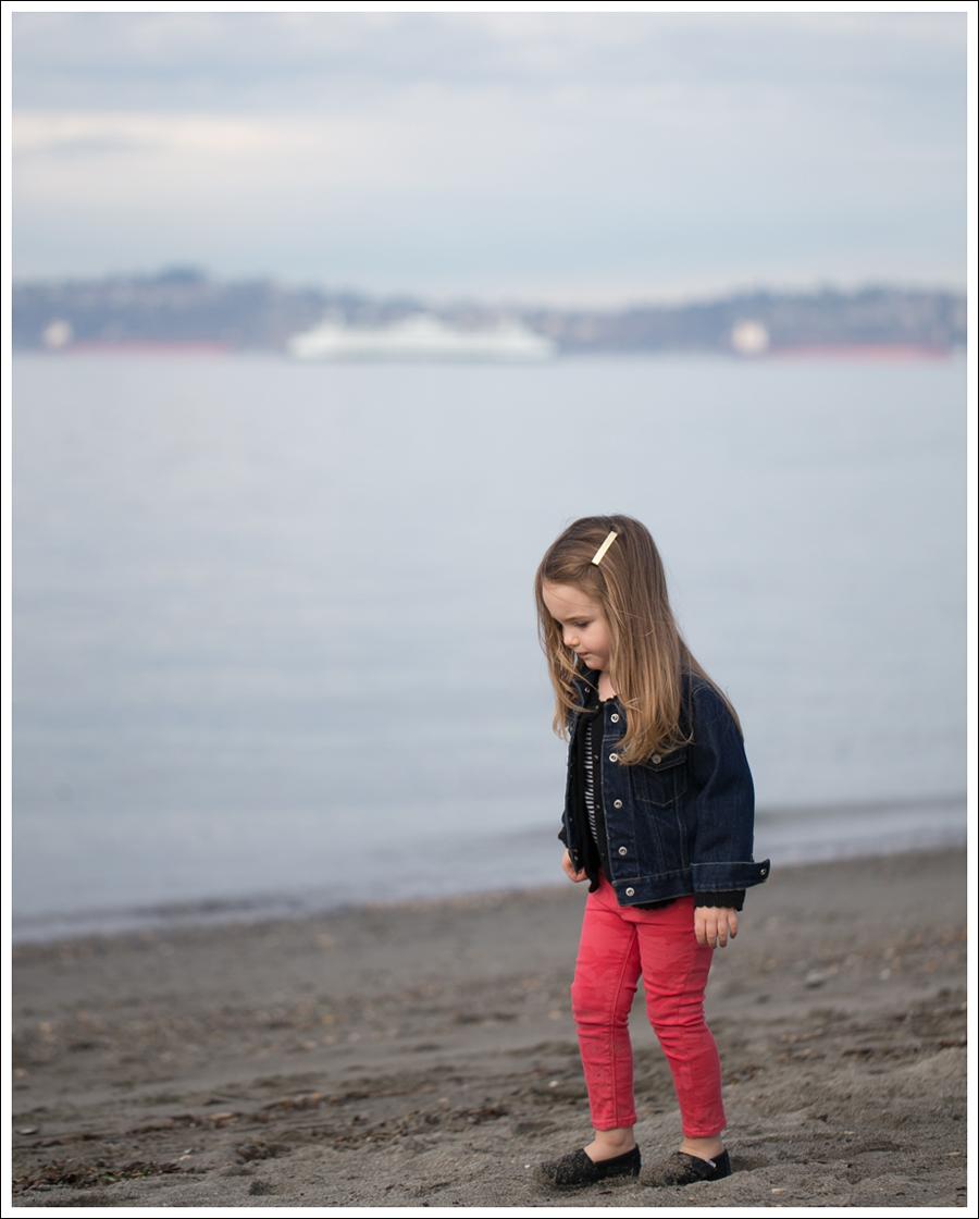 Blog GapKids Denim Jacket Gymboree Cardigan Hudson Kids Skinny Jeans Black Toms-3