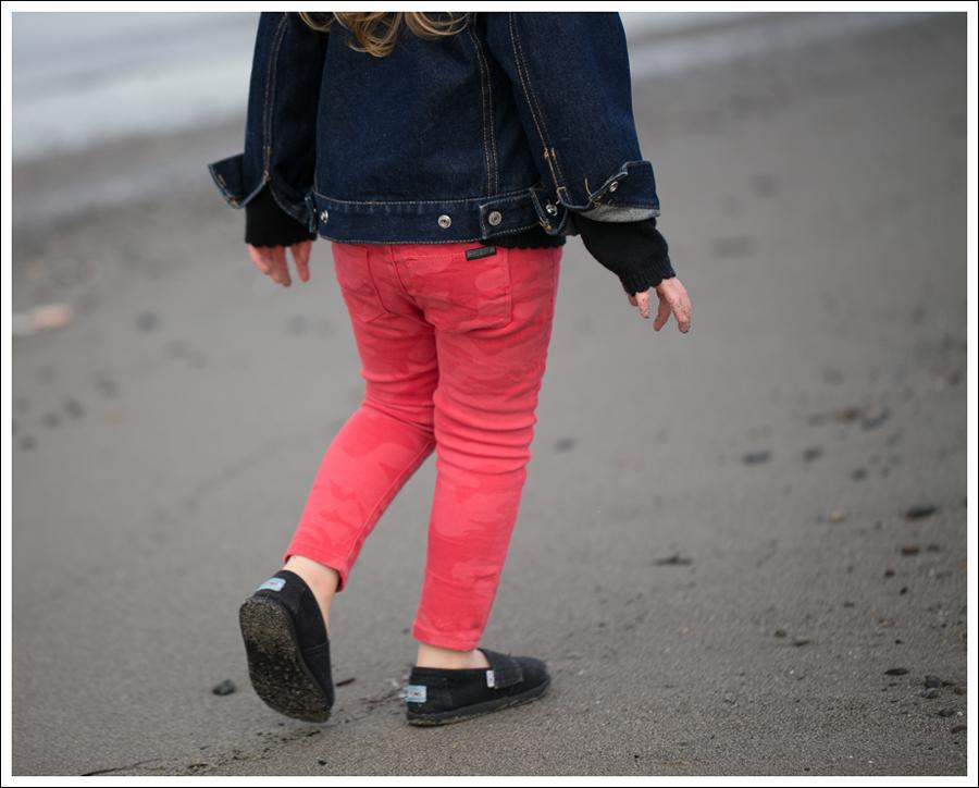 Blog GapKids Denim Jacket Gymboree Cardigan Hudson Kids Skinny Jeans Black Toms-9