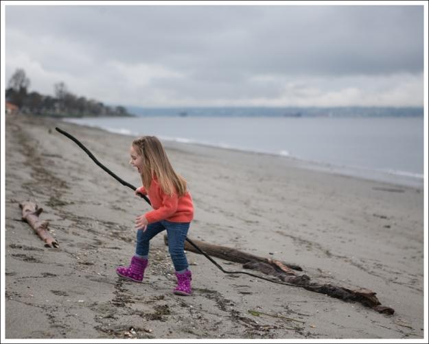 Blog HandKnit Coral Sweater DL1961 Harper Bogs Purple Flower Toddler Boots-1
