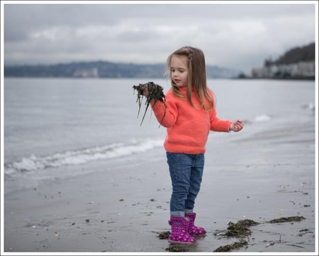 Blog HandKnit Coral Sweater DL1961 Harper Bogs Purple Flower Toddler Boots-10