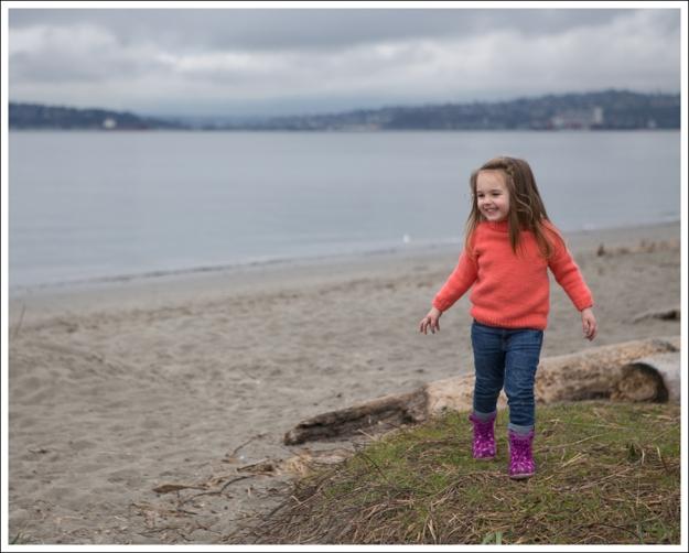 Blog HandKnit Coral Sweater DL1961 Harper Bogs Purple Flower Toddler Boots-6