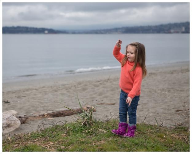Blog HandKnit Coral Sweater DL1961 Harper Bogs Purple Flower Toddler Boots-7