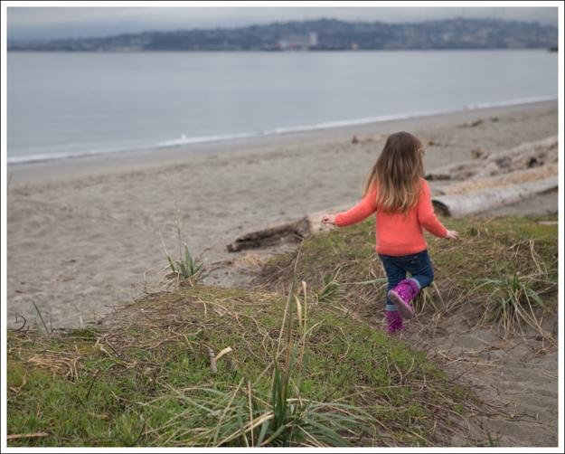 Blog HandKnit Coral Sweater DL1961 Harper Bogs Purple Flower Toddler Boots-8