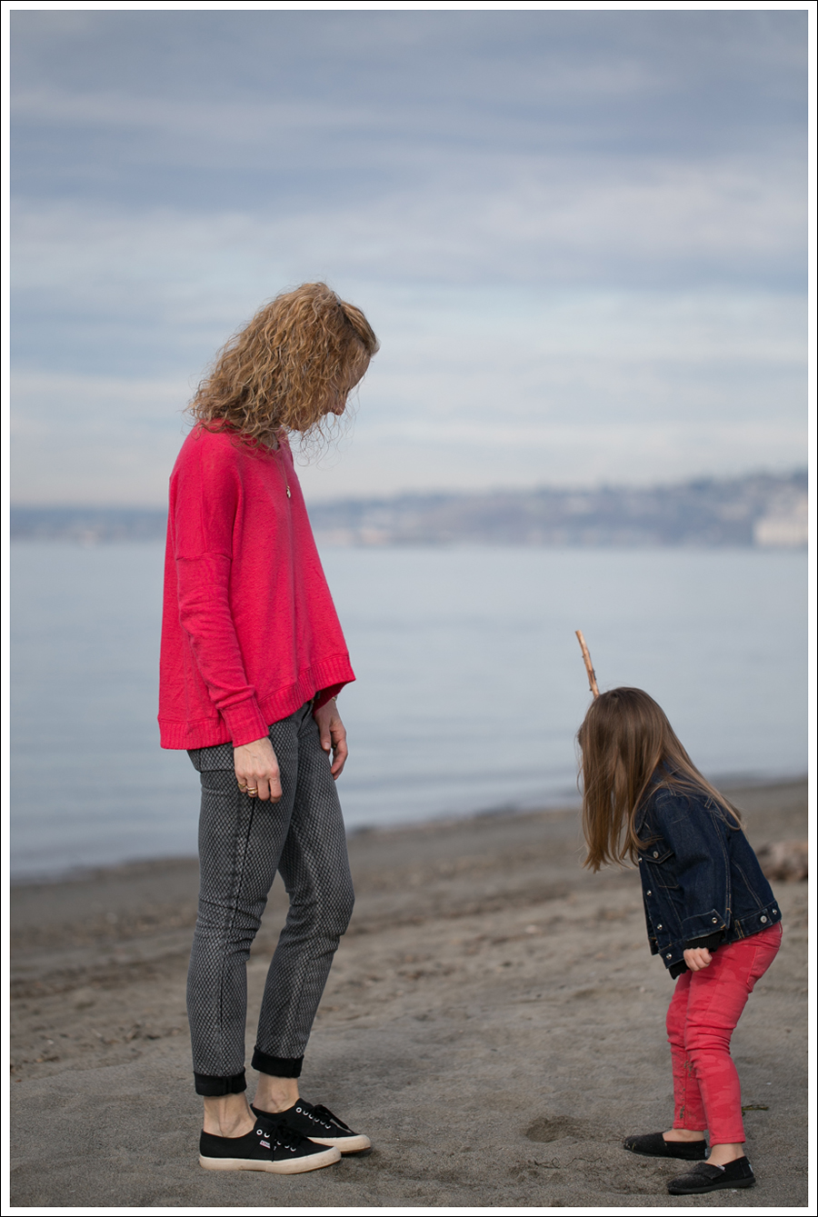 Blog Heather Red Zip Back Sweater Current Elliott Mesh Print Ankle Skinny Black Superga-4