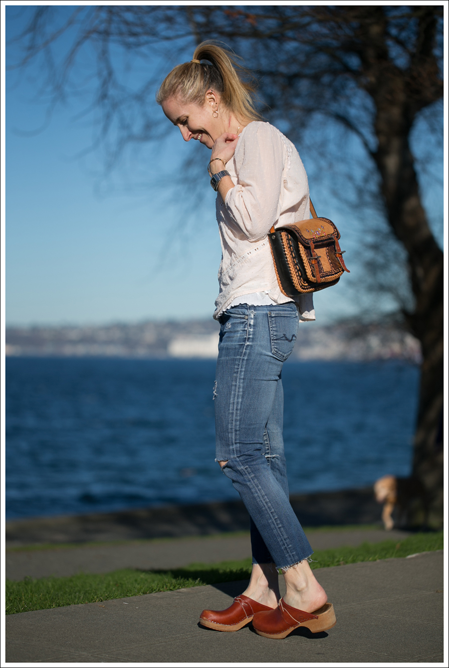 Blog hm conscious collection top 7 FAM DIY destroyed Straight Leg Jeans Vintage Clogs-4