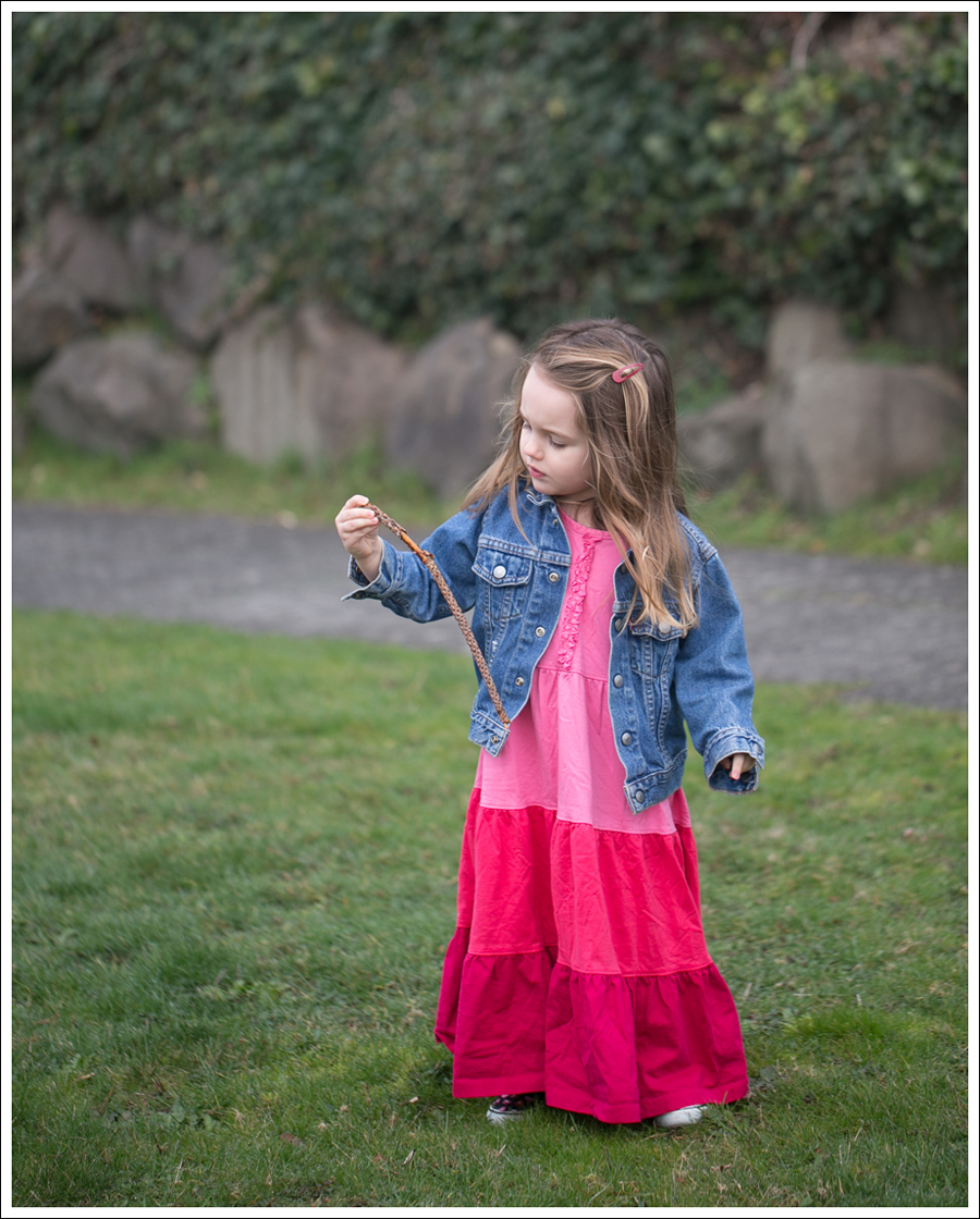 Blog Levis Jean Jacket Hanna Anderson Tiered Dress Candy Heart Vans-1
