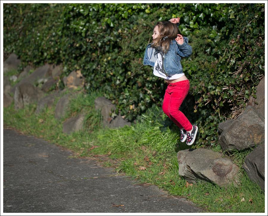 Blog Osh Kosh Denim Jacket Little Boogaweezin Remembering Ryan Raglan Red Skinny Joes Jeans Candy Heart Vans-1