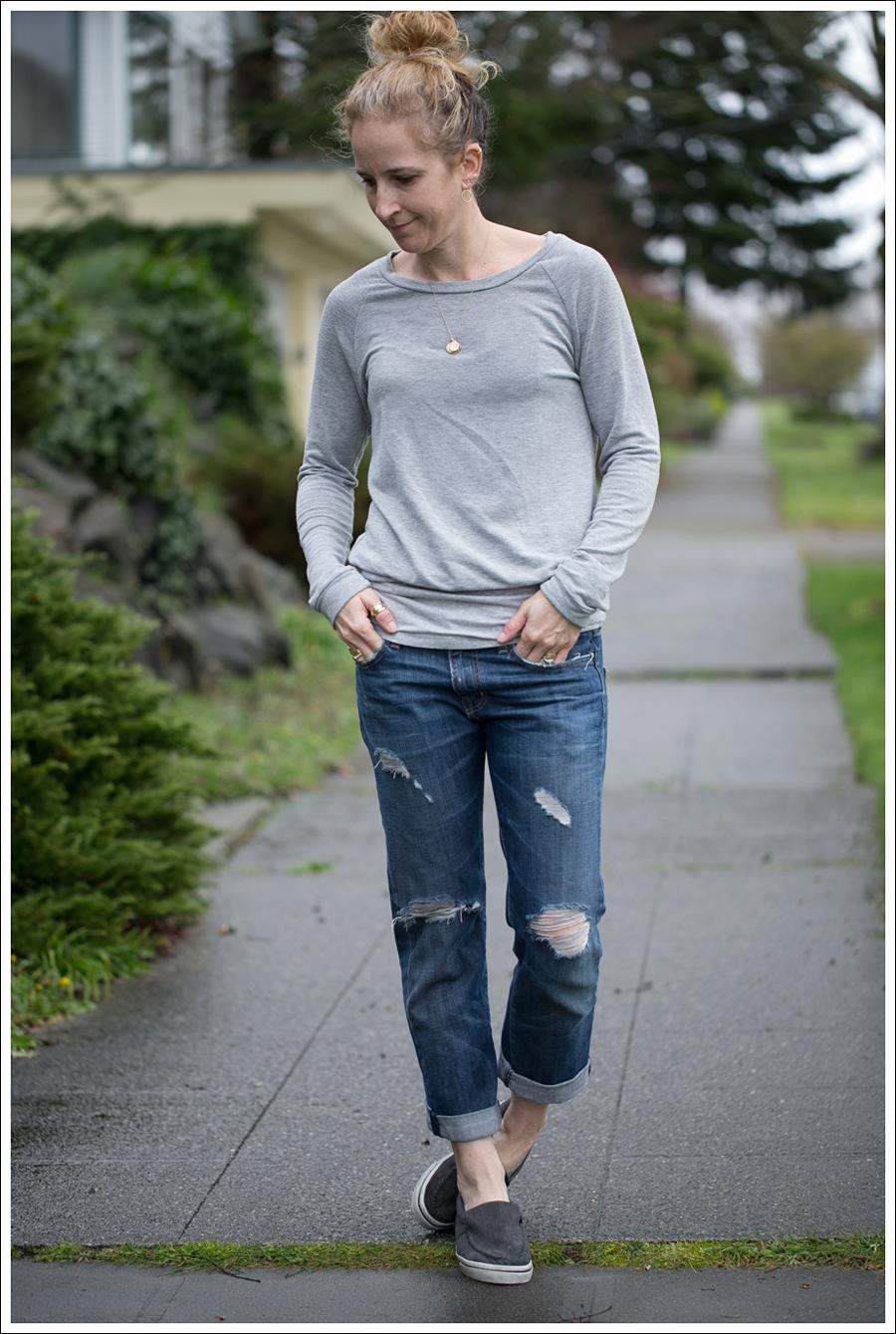 Comfy Rainy Weekend Wear… |